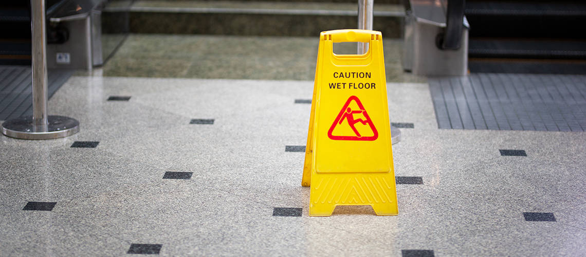 Slip and Fall Accident Attorneys in Santa Ana