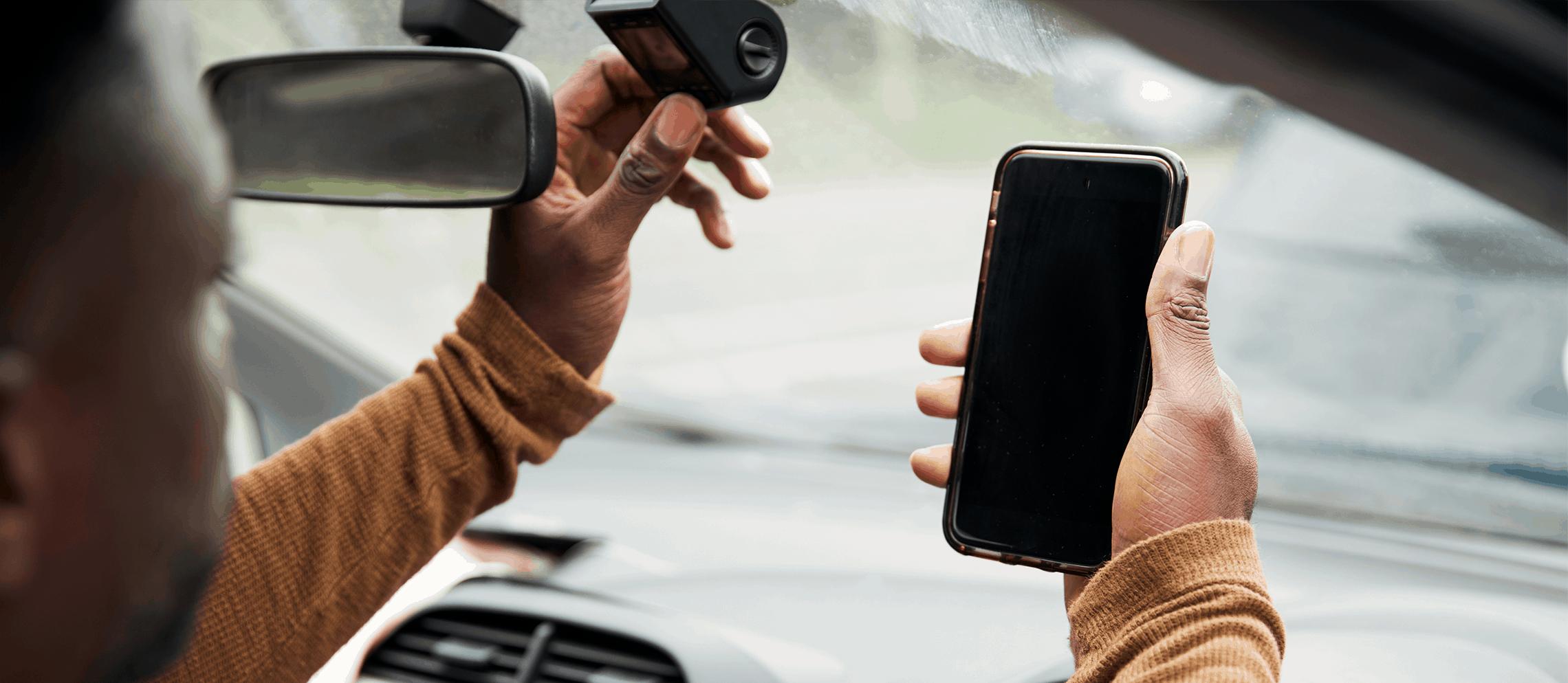Should Rideshare Drivers Record Personal Injury Lawyers Santa Ana