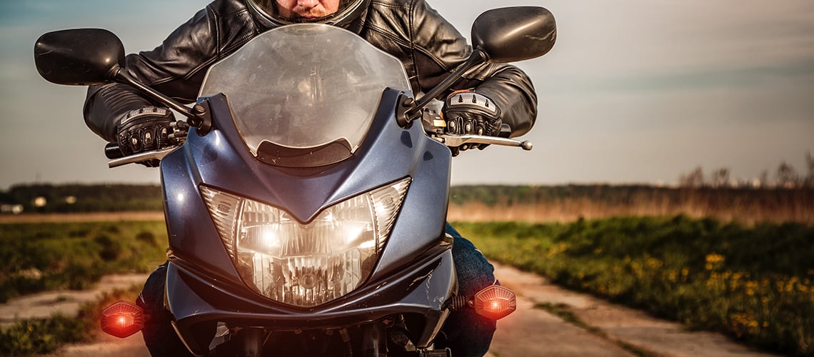 Justice For Your Sport Bike Motorcycle Accident in California